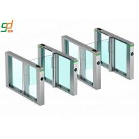 Wholesale Fastlane Rs Swing Barrier Gate , High Security Barriers And Gates For Passages from china suppliers
