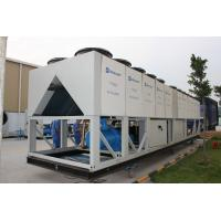 Wholesale Semi Hermelic Dual Screw R134a 1367.3kw Commercial Air cooled chiller from china suppliers