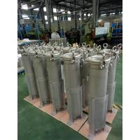 Wholesale Size 2 bag  filter housing vessels from china suppliers