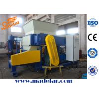 Buy cheap Double Shaft Shredder Machine from wholesalers