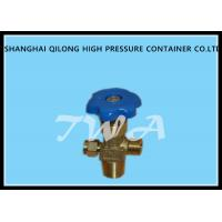 Wholesale Brass oxygen cylinder valves,QF-2M,Outlet thread G5/8 mm bottle valves from china suppliers