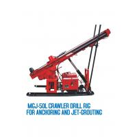 Wholesale Crawler  Anchoring Drill Rig and Jet-grouting Drilling Rig from china suppliers