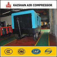 Wholesale Rotary Screw Air Compressor LGCY-22/8 Diesel Power Mobile Air Compressor from china suppliers