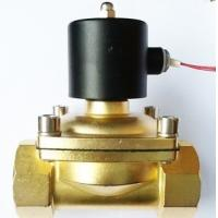 Quality Zinc Alloy Electric Valve Actuator 1.0MPA , 2/2way Solenoid Valve 2W160-10 for sale