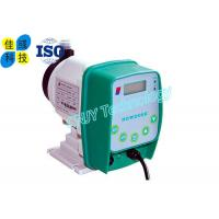 Wholesale Corrosion Resistant Sodium Hypochlorite Dosing System Metering Diaphragm Pump from china suppliers