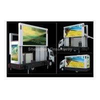 Wholesale High Definition 1R1G1B P10 Truck Mobile Full Color LED Display With Three Sides Advertising from china suppliers