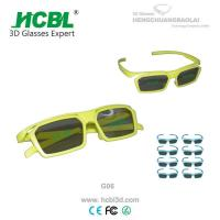Wholesale Theatre Concessions Avengers Adult Reald 3D Glasses Multiplex 3D Viewer from china suppliers