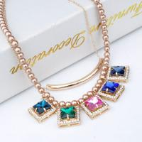 Wholesale latest design gold plated chain fashion pendant necklace from china suppliers