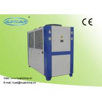 Wholesale Air Cooled Industrial Chiller For Injection Machine Air Cooled Galvanized Sheet Shell from china suppliers