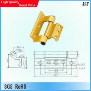 Wholesale Door & Window Accessories - Aluminium hinge from china suppliers