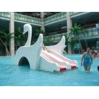 Wholesale White Cartoon Style Floating Pool Toys Glass Fiber Material TUV from china suppliers