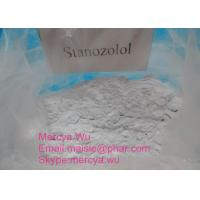 Wholesale Stromba Winstrol Anabolic Injectable Sex Drugs, Stanozolol Pharmaceutical Stanazol Steroid from china suppliers
