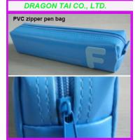 Wholesale PVC zipper pen bag, pvc pen box, pvc pen case from china suppliers