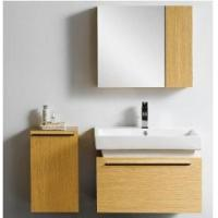 Wholesale Fashion Plywood with Wooden Veneer Bathroom Cabinet  (BL-109) from china suppliers