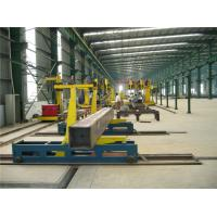 Wholesale Stable Box Beam Welding Production Line , Electron Beam Weld from china suppliers