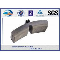 Wholesale Standard GB / T 9439-1988 Composite Railway Brake Blocks from china suppliers