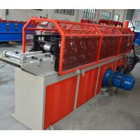 Wholesale G550 Galvanized Coils Omega Grafting Stud And Track Roll Forming Machine Hydraulic Cutting 4KW from china suppliers