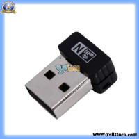Wholesale USB Black Ultra Mini Wireless Network Card Adapter -81005434 from china suppliers
