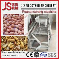 Wholesale Automatic Peanut Sieving Machine / Peanut Sorting Machine Prolific Fried from china suppliers