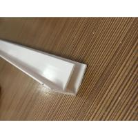 Wholesale Colorful Waterproof PVC Extrusion Profiles F Style UV Protect 150G / M from china suppliers