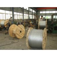 Wholesale Lightweight 45# 55# Zinc Coated Steel Guy Wire For Overhead Transmission Lines from china suppliers