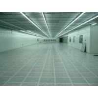 Buy cheap Adjustable Perforated Raised Floor working with air regulator from wholesalers