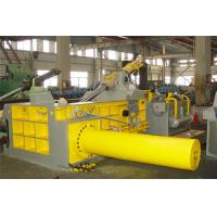 Wholesale Push - out Type Hydraulic Baling Equipment For Steel Mills / Recycling Industry from china suppliers