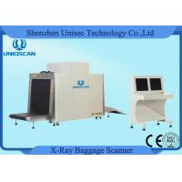 Wholesale X Ray Scanner Big Dual Energy Baggage Parcel Inspection For Hotel Security from china suppliers