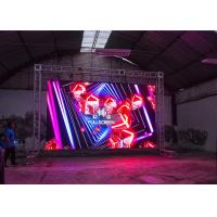 Wholesale HD AV Production LED Wall Audio Visual Display Screens Mean Well Power Supply from china suppliers