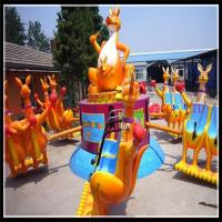 Wholesale 12 seats fairground happy jump kangaroo fun fair rides for sale from china suppliers