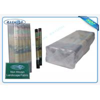 Wholesale 100% PP Raw Non Woven Weed Barrier Landscape Fabric Protect Plant / Garden / Fruit / Weed Control from china suppliers