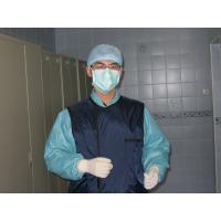 Wholesale 0.35mmpb Lead Apron With Full Sleeves For Radiation Department from china suppliers