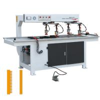 Wholesale MDF board 2 Rows cabinet Boring Machine each line has 21 bits from china suppliers