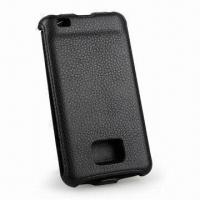 Wholesale PU Leather Mobile Phone Case, Suitable for Samsung i9100, with Concise Style from china suppliers