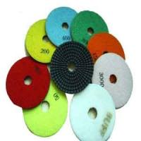 Wholesale Wet polishing pad back side from china suppliers