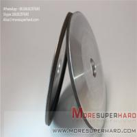 Wholesale 4A2 resin bonded diamond grinding wheels for carbide profile grinding Alisa@moresuperhard.com from china suppliers