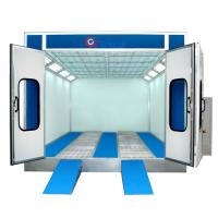 Buy cheap car spray booth LY-8500 from wholesalers