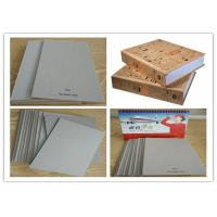 Wholesale Single layer laminated Grey Board Grade A for Arch File / Book cover from china suppliers