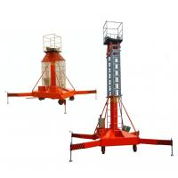 Wholesale Anti Rotating Hydraulic Work Platform GTTY - 18B Safety / Steady For Business Hall from china suppliers