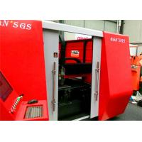 Wholesale Fast Cutting Speed Stainless Steel Laser Cutting Machine Easy Maintenance 42 m / min from china suppliers