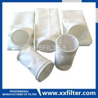 Buy cheap dust collector bags in Polyester Needle Felt material from wholesalers