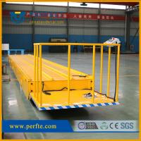 Wholesale Self-driven transfer bogie for shunting and moving heavy duty goods from china suppliers