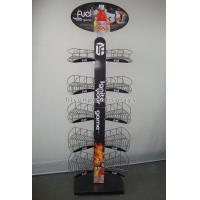 Wholesale 2-way Custom Wine Display Stand Merchandising Store Fixtures from china suppliers