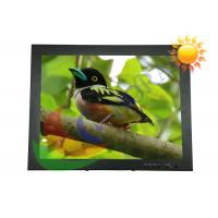 Wholesale 15 Inch Industrial Lcd Monitor , Sunlight Readable Touch Screen Resolution 1024 * 768 from china suppliers
