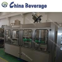 Quality Small Glass Bottle Carbonated Drink Filling Machine Production Line 12000 BPH for sale