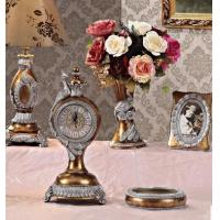Wholesale creative table clocks with bird of wonder from china suppliers