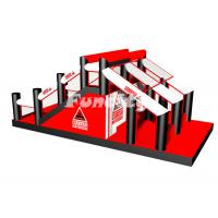 Wholesale Insane Giant Sport Games 5k Inflatable Obstacles Course With EN14960 For Adults from china suppliers