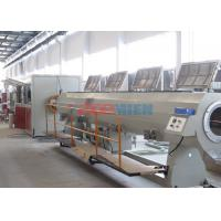 Wholesale CE Plastic Pipe Extrusion Line / PVC Pipe Production Line for UPVC Pipe Making from china suppliers