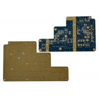 Wholesale High Frequency Multilayer Rigid PCB RT / Duroid 5880 Laminates 0.254 Stable Dielectric from china suppliers