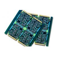 Wholesale Gold Finger and Immersion Gold 6 layer pcb custom pcb manufacturer from china suppliers